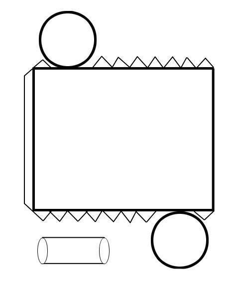 Come costruire un cilindro - 9 passi (con immagini)