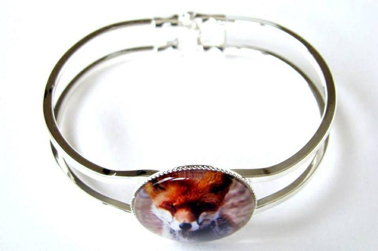 Vossen armband | Fox Bracelet via www.pinka.nl