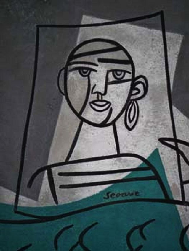 Figura (1953) Luis Seoane
