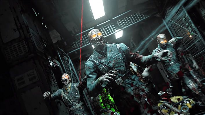 Ghoulish Call Of Duty Black Ops Zombies Reveal Trailer Is The Tainted Love We Need In 2020 In 2020 Black Ops Black Ops Zombies Call Duty Black Ops