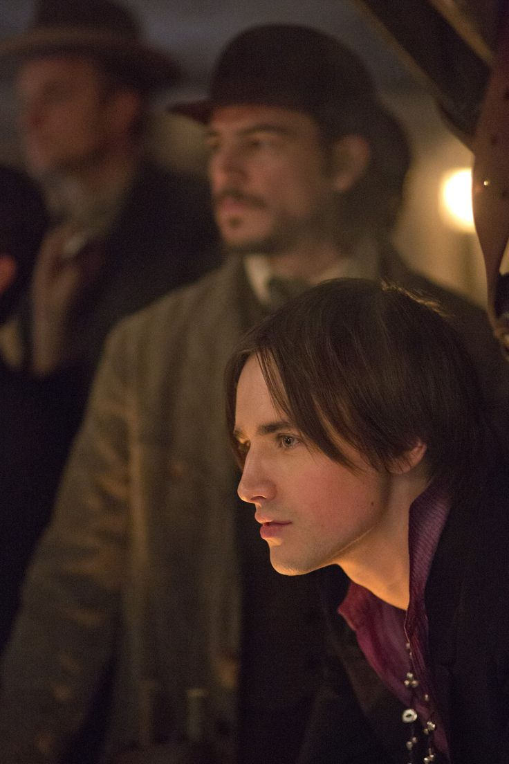 Penny Dreadful, Reeve Carney as Dorian Gray