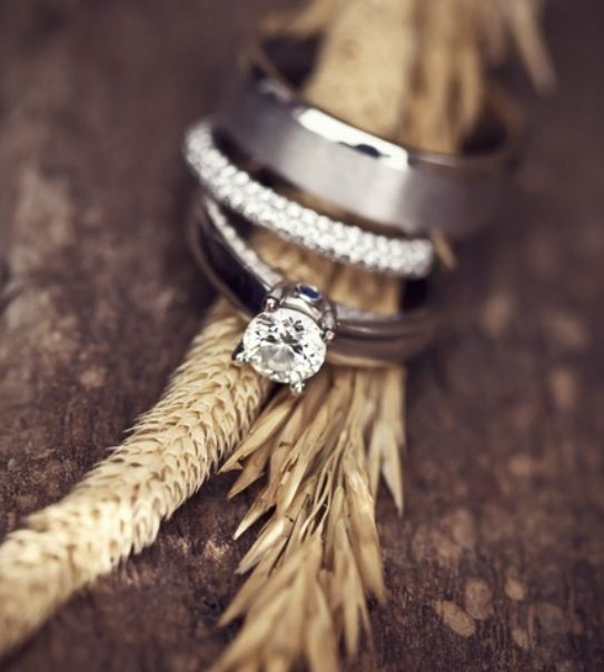 17 best images about country wedding rings on