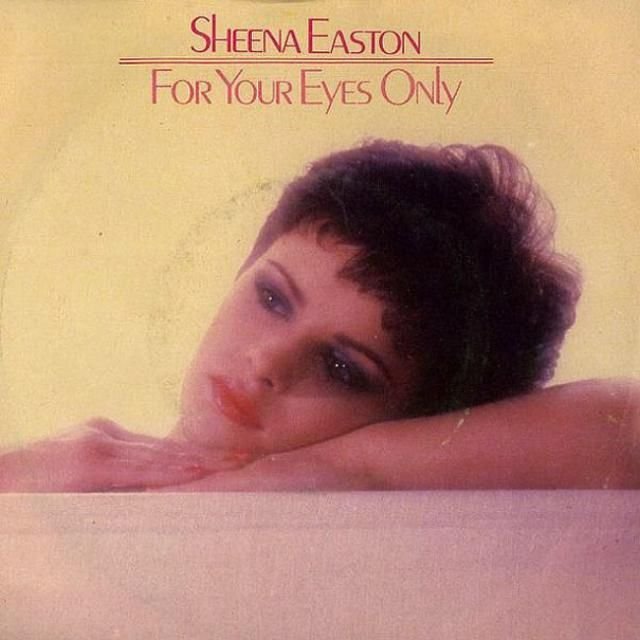 """10 Best James Bond Movie Songs: 9. Sheena Easton - """"For Your Eyes Only"""" (1981)"""