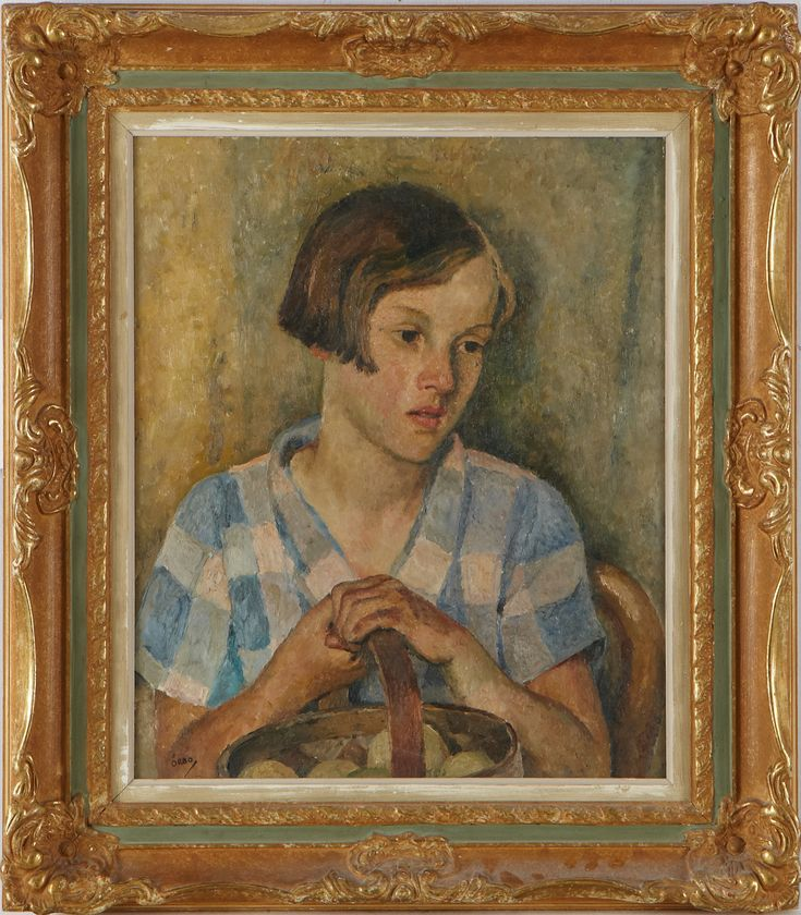 Karl Örbo oljemålning | Stockholms Auktionsverk Online