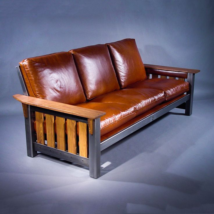 17 Best Ideas About Craftsman Sofas On Pinterest