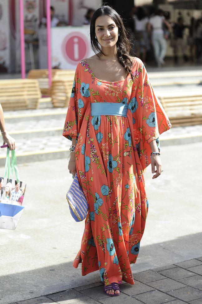 Vestido de mujer wayuu