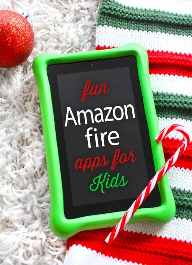 Best Amazon Fire Apps for Kids | Kindle | Amazon fire tablet