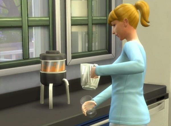 Mod The Sims Juice Blender | Sims 4