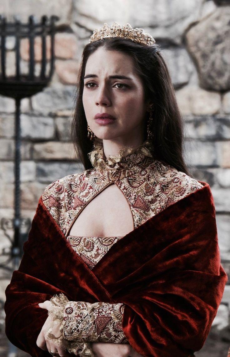 long may she reign , adelaidekanelove: Favourite Mary Stuart costumes.