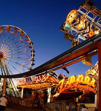 South Carolina State Fair and Fairgrounds Events