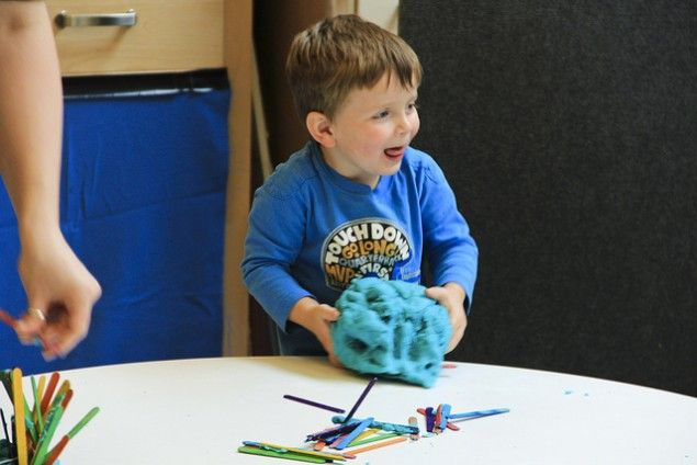 Wee Arts - Children's Museum of the Arts New York offers drop-in rates for their Wee Arts programs