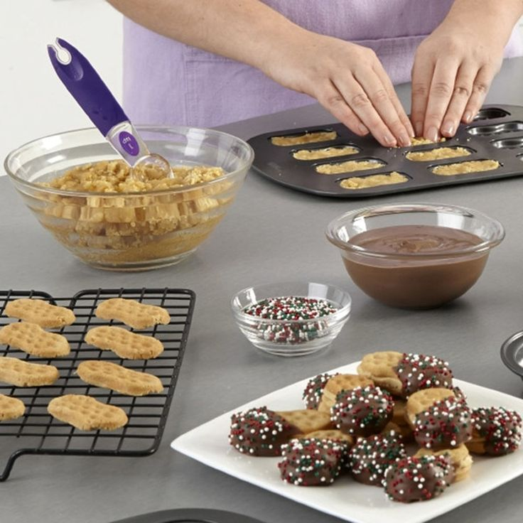 Sugar Cookies for Shaped Cookie Pan Recipe | Wilton