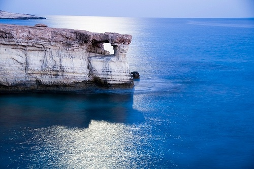 CYPRUS. Cavo Greco, located between Ayia Napa and Protaras.