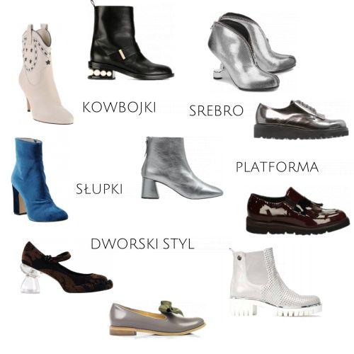 Aby modnie wkroczyć w nowy sezon potrzebny Ci będzie uśmiech, ciepła odzież i modne #buty. Trendy obuwnicze #najesien 2016 być może cię zaskoczą i zaciekawią - na pewno każdy znajdzie coś pod swój styl. Jest coś dla fanek mody sportowej i gotyku. jest #welur i #aksamit, #zdobienia, #metalik, #botki #kowbojki, #obcasy słupki i #platformy. Bez problemu znajdziesz w sklepach coś, co dopasuje się do Twojej garderoby.