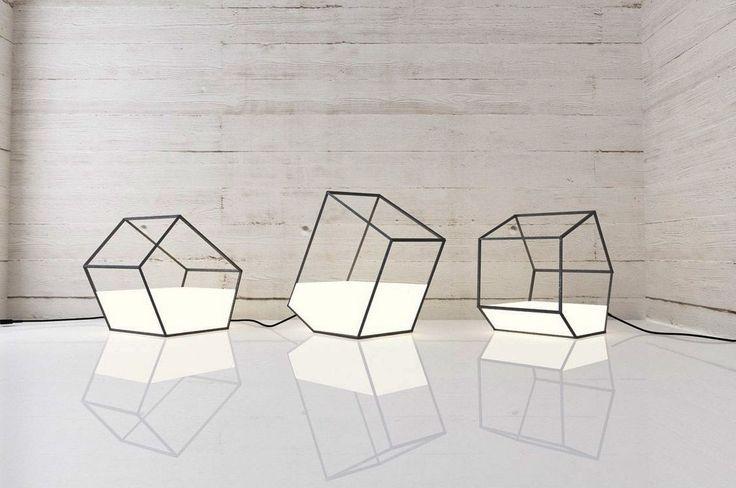 selected by jeanlux.com   Living Light by Nissa Kinjalina #light #licht @designlamp