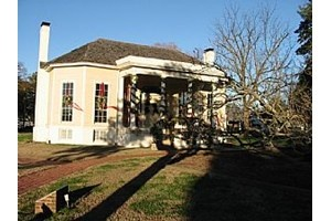 Violet Bank Museum-Colonial Heights, VA--served as Gen Lee's headquarters during the Siege of Petersburg