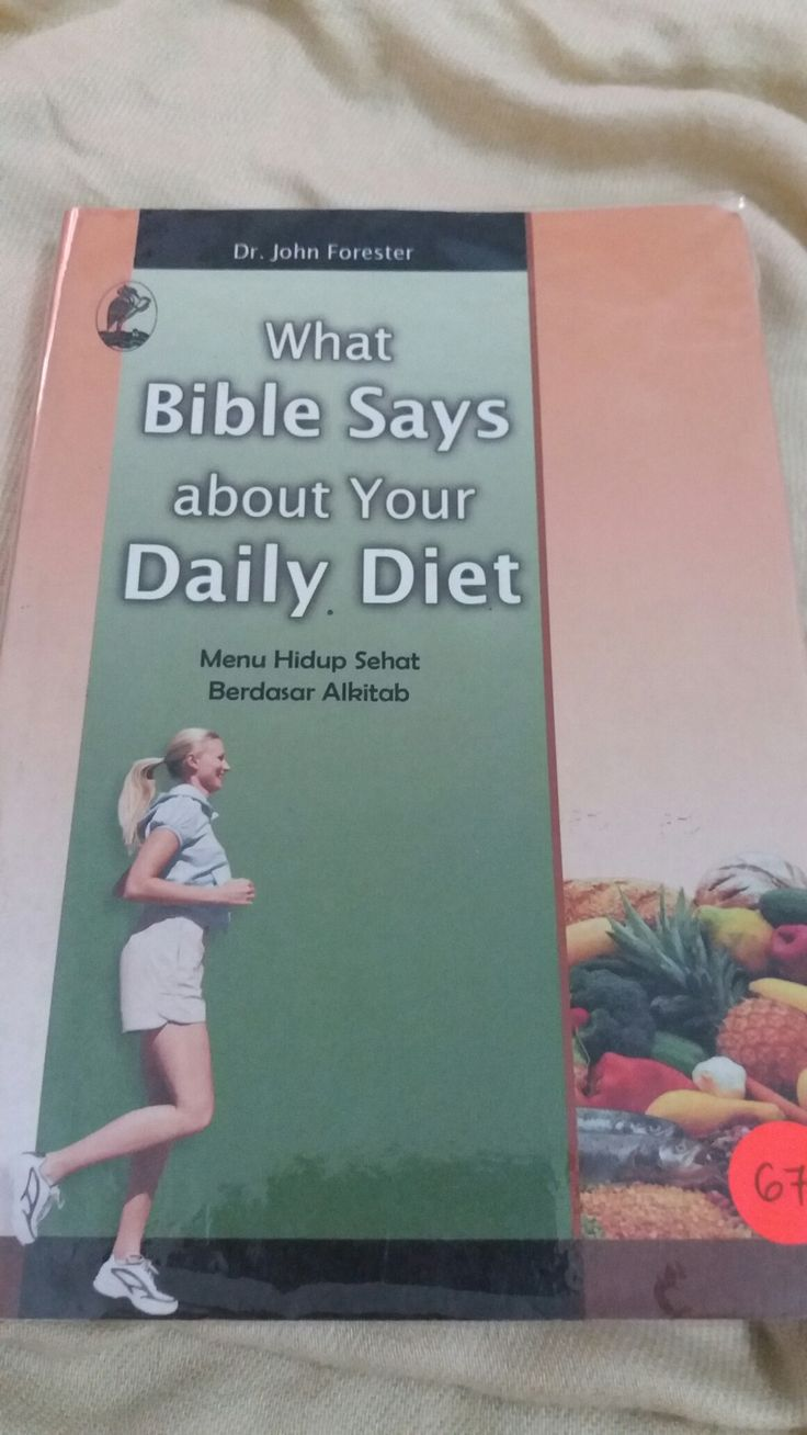 What Bible Says about Your Daily Diet ✏ Dr. John Forester
