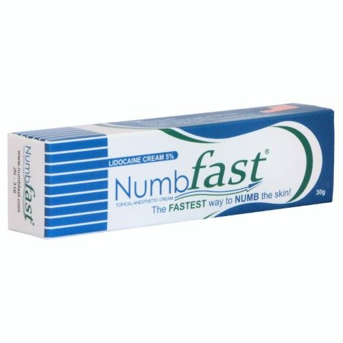 Numbing Cream Strongest Lidocaine