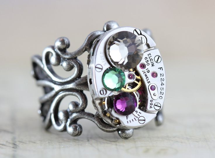 23 best Custom Made Mothers Rings images on Pinterest