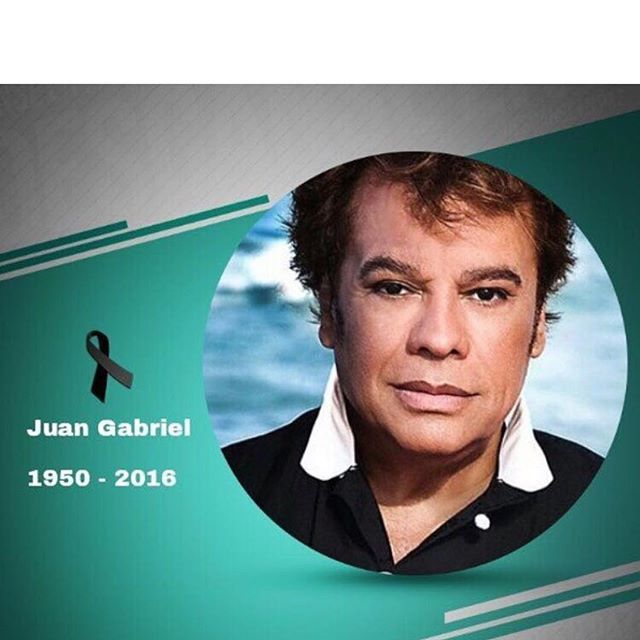 "Nicky Jam posted a photo of Juan Gabriel on Instagram. ""May you rest in peace. He was one of the most important composers and singers in Latin music,"" he wrote in Spanish."
