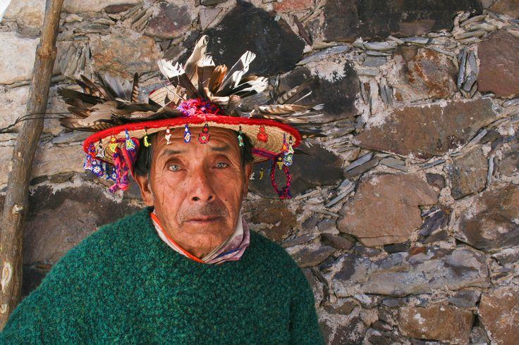 Huichol shaman