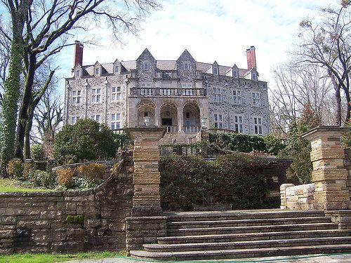 Hassinger Castle in Birmingham, Alabama