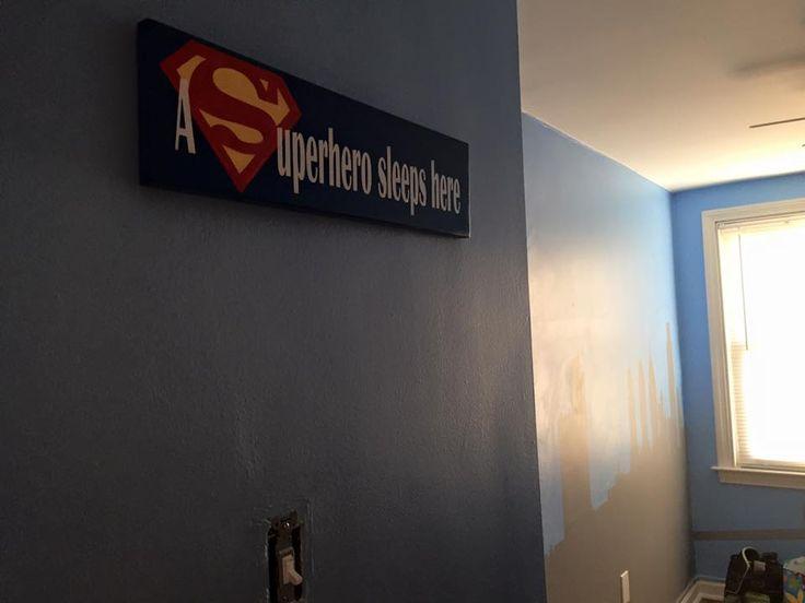 #superman #nursery