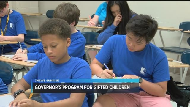 These students from all over the state of Louisiana are continuing a tradition started here at McNeese in 1959. The Governor's Program for Gifted Children is a 7 week residency program that helps k...
