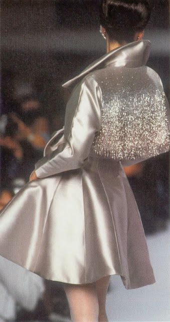 Lanvin Haute Couture par Claude Montana - été 1992
