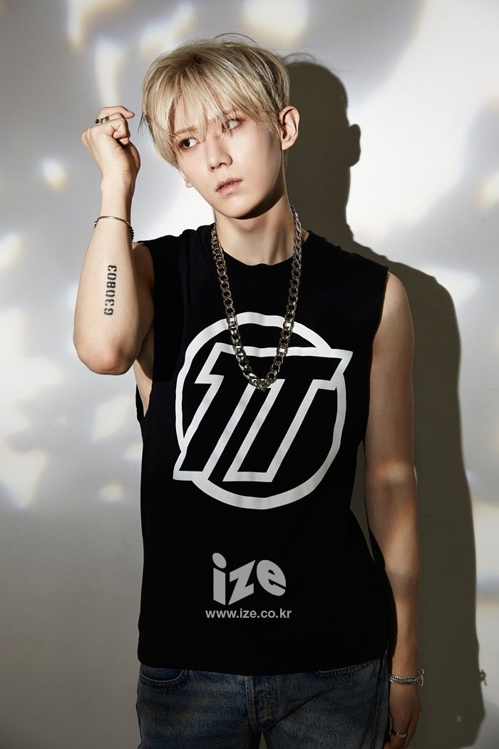 Hyun Seung - ize Magazine May Issue '15