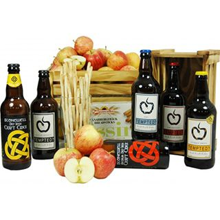 Containing wonderful ciders from Stonewell and Tempted range. The perfect gift for anyone who likes to try premium craft beers and ciders.