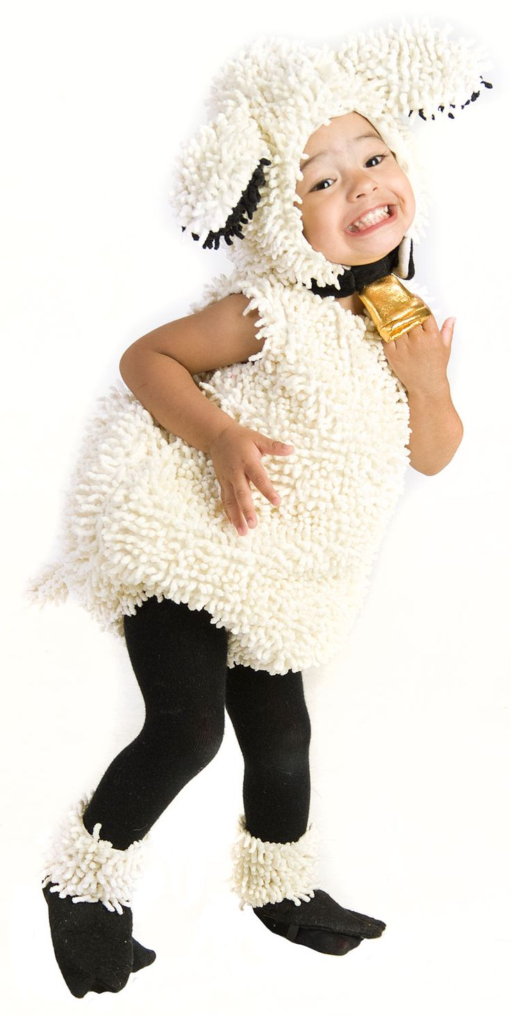 toddler sheep costume - Google Search