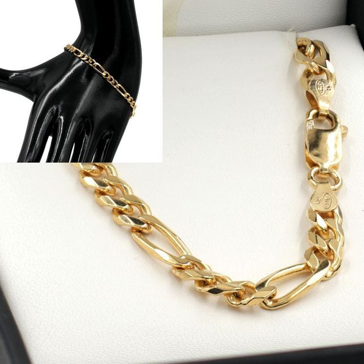 https://flic.kr/p/Pt42B9 | Solid Gold Bracelet For Men - Fraser Ross - Chain Me Up