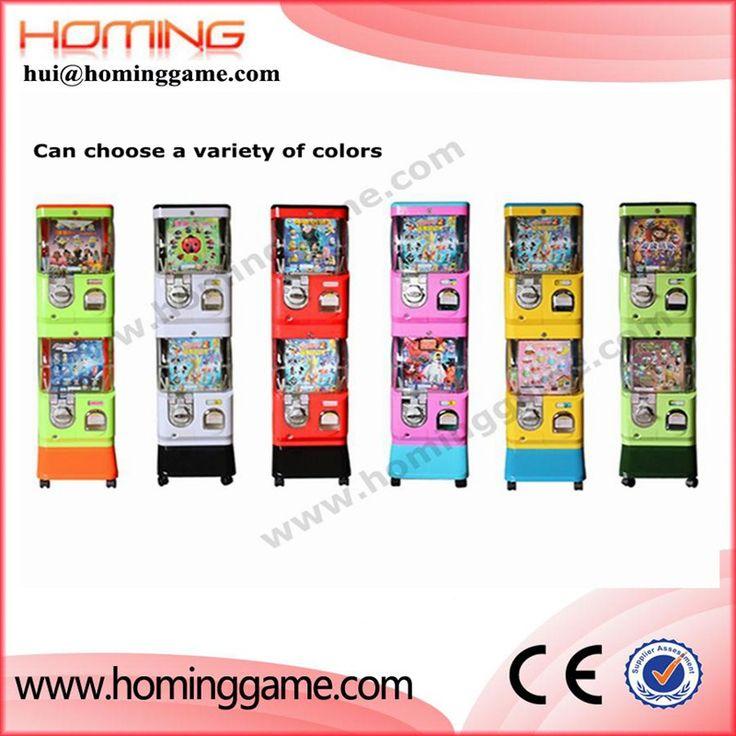Capsule Toy Vending Machine,Toy Capsule Vending Machine,New Capsule Toy Vending Machine  hui@hominggame.com