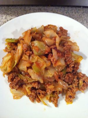 This unstuffed cabbage recipe is perfect for those on the Ideal Protein program. For more Ideal Protein friendly recipes, check out our recipes page.