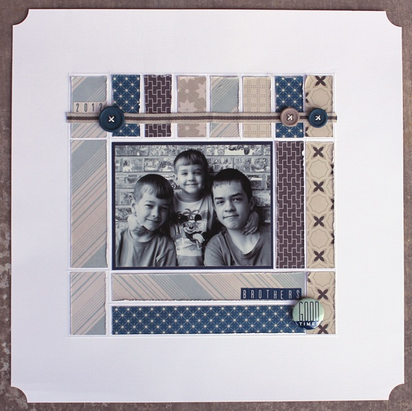 Tami Mayberry: Scor-pal & American Crafts Blog Hop!