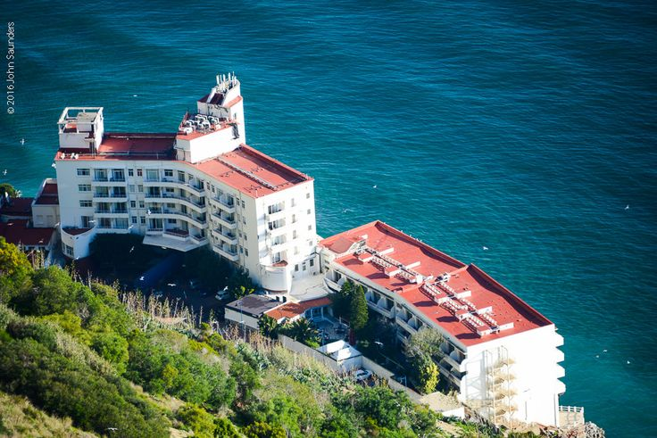 https://flic.kr/p/CFRzQP | Caleta Hotel from the rock | Chinese chess players and Nigel Short, Rock of Gibraltar, 30 January 2016