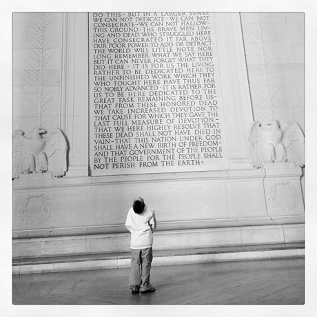 The Gettysburg Address: Literary Nonfiction and the Common Core