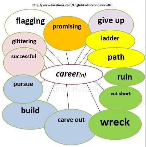 Collocations & Word Partnerships