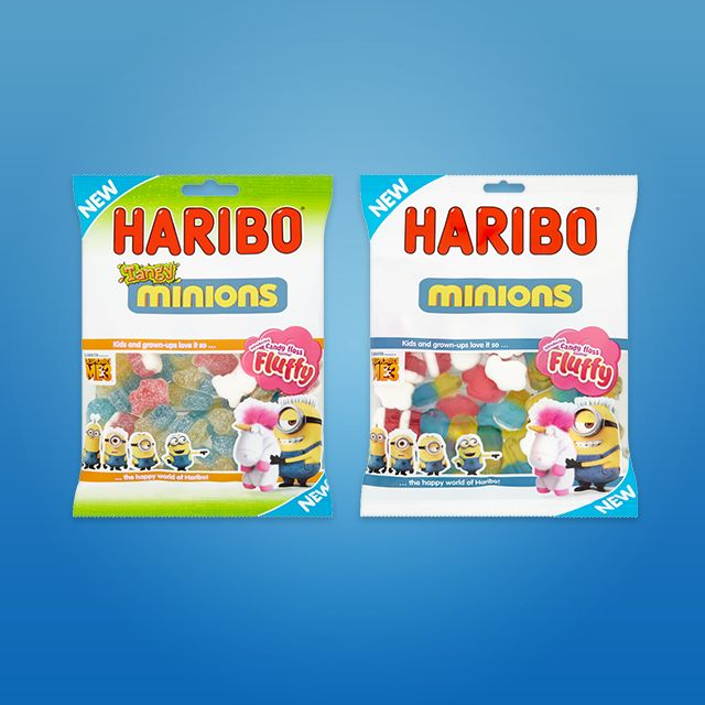 FREE Haribo Minions Bag - Gratisfaction UK
