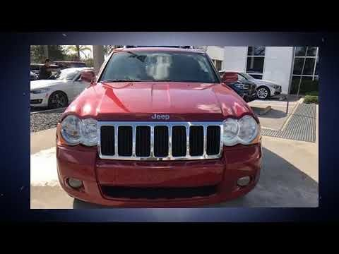 2010 Jeep Grand Cherokee Limited in Daytona Beach FL 32124 #FieldsBMW #DaytonaBeach #Daytona #BMW