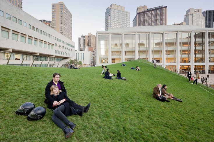 diller scofidio + renfro (DS+R): lincoln center inside out