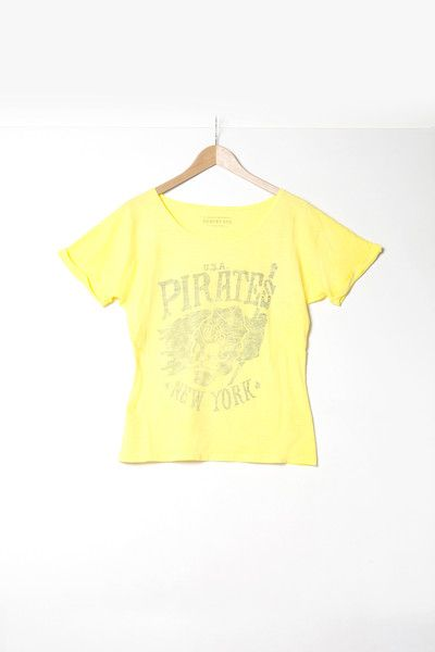 "Woman t-shirt S|S ""Pirates"""