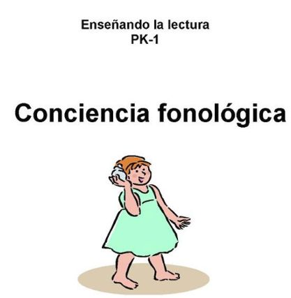 Conciencia fonológica. Documento en imágenes.