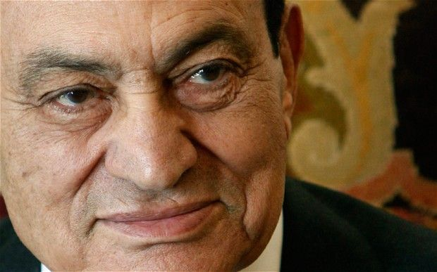 Hosni Mubarak, the overthrown and jailed former president of Egypt, is close to death after suffering a stroke in prison