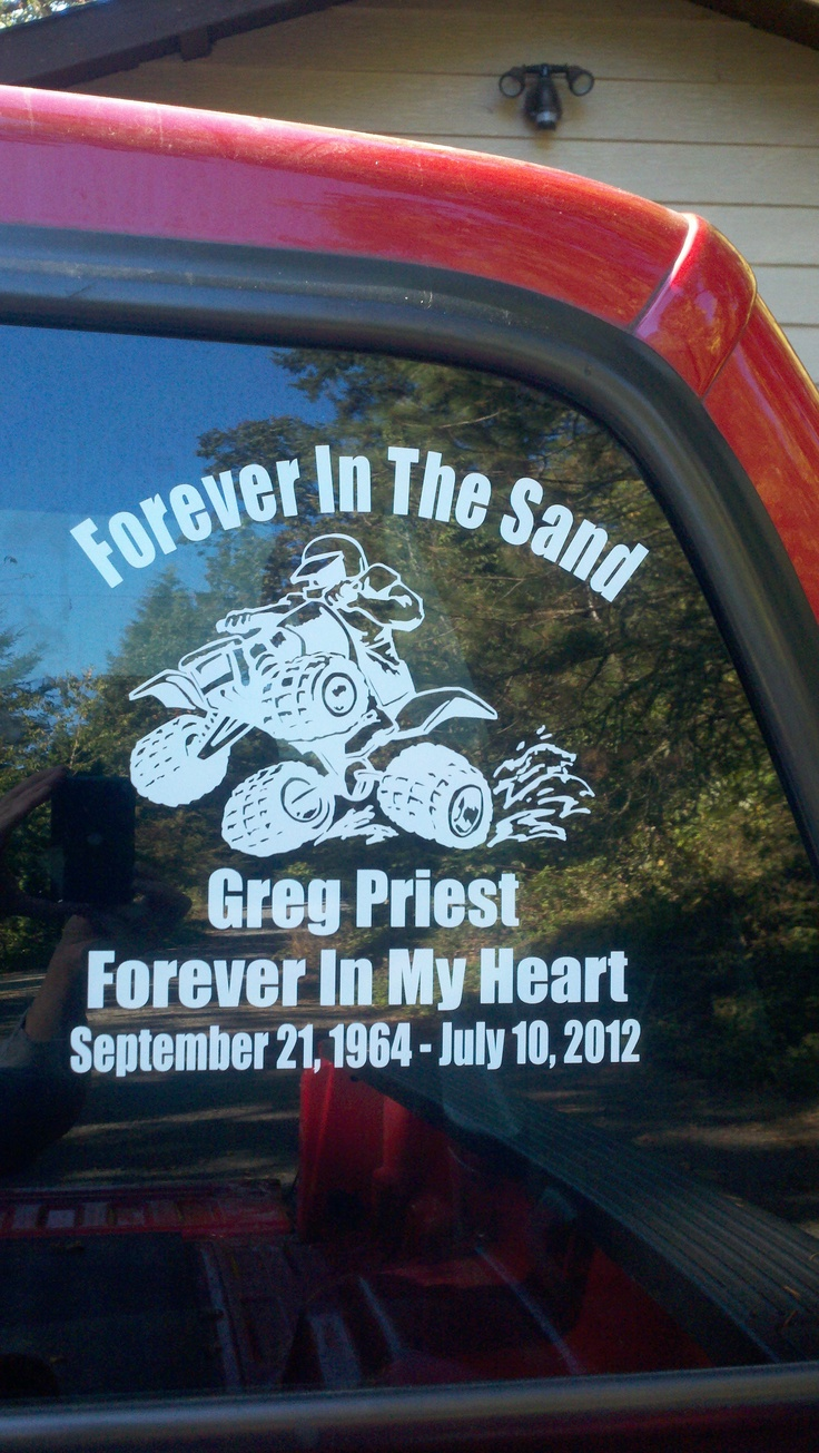 31 Best Car Window Decals Images On Pinterest Apply On