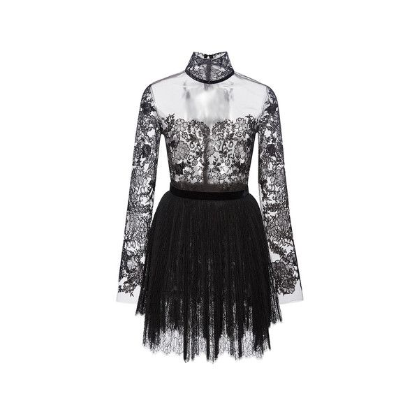 Reem Acra (€6.925) ❤ liked on Polyvore featuring reem acra