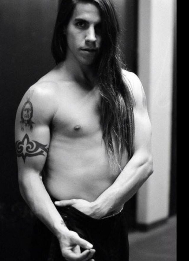 Anthony kiedis dick — photo 7