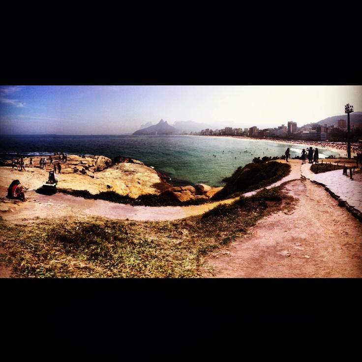 El Arpoador, Rio de Janeiro