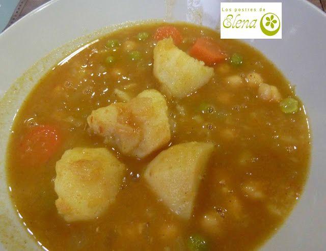 Curry de Verduras #Recetas #Curry #Verduras #Tenerife #Canarias #España #Vegetariana #Vegana #Vegetarian #Vegan